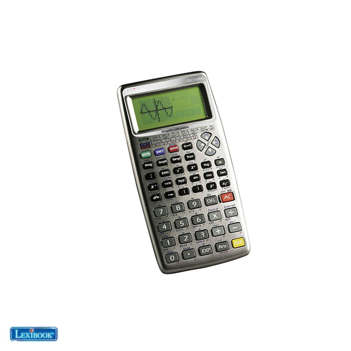262-function Graphic Calculator Large display_product