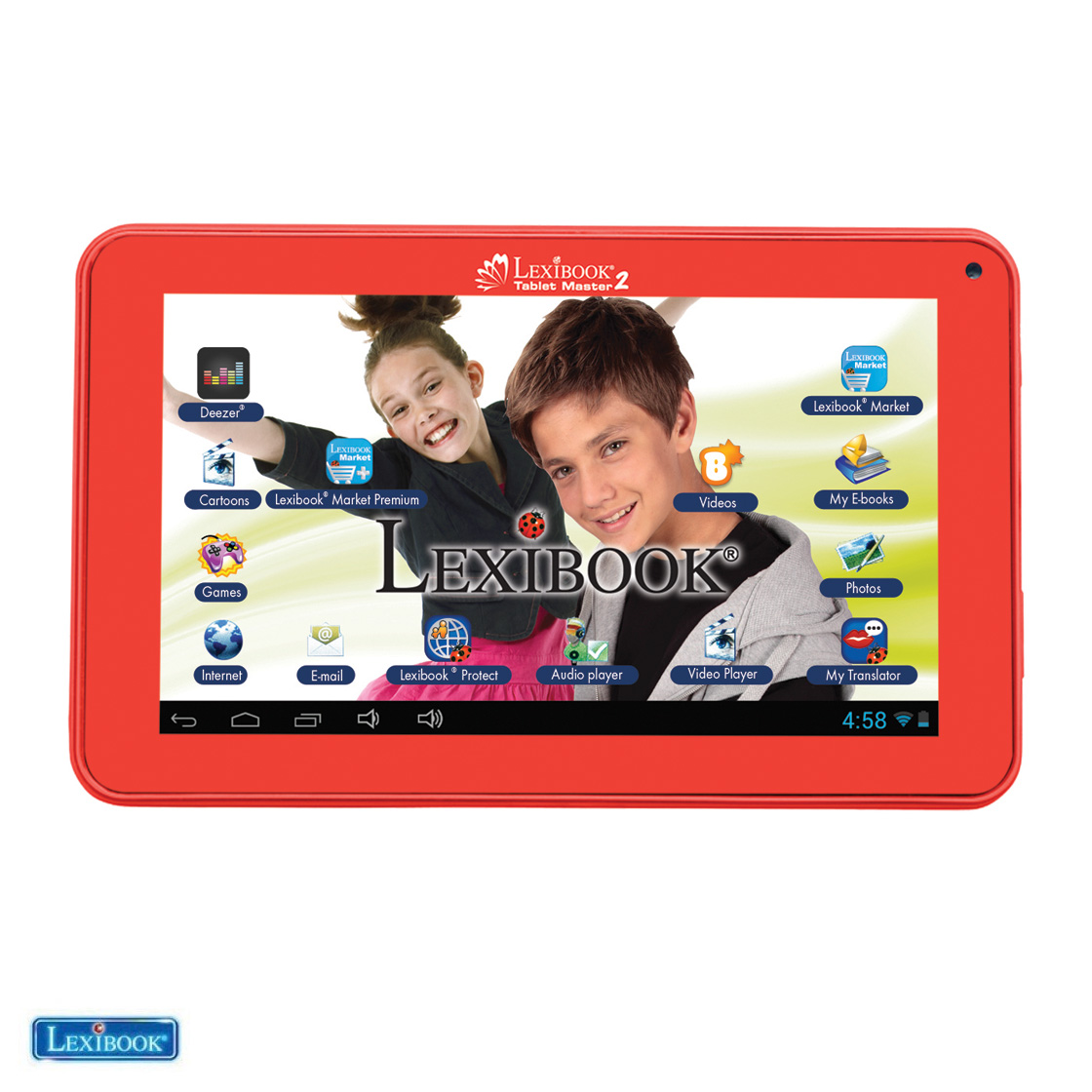 Lexibook® Tablet Master_product_product_product