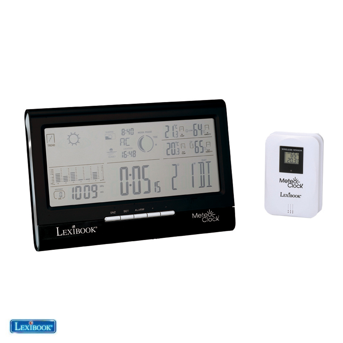 Weather Station MeteoClock® Full View_product_product_product